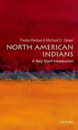 North American Indians - A Very Short Introduction