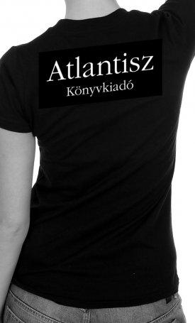 Atlantisz-póló - Kant - női S