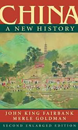 China - A New History