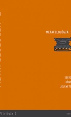 Metafilológia 2. - Szerző - könyv - jelenetek