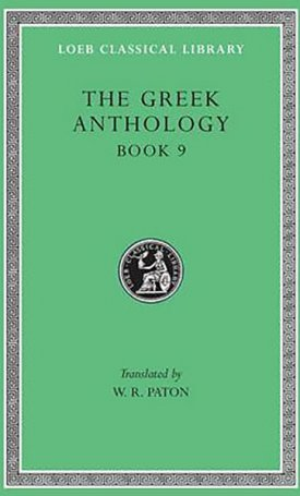 The Greek Anthology III: Book 9 - L84