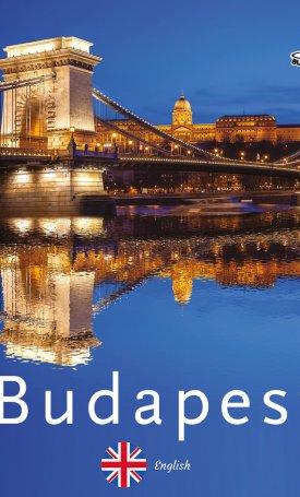 Budapest 360° útikalauz mobil alkalmazással – angol nyelvű