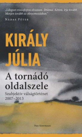 A tornádó oldalszele - Szubjektív válságtörténet 2007-2013