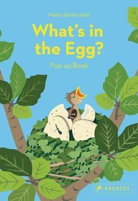 What is in the Egg? Pop-Up Book