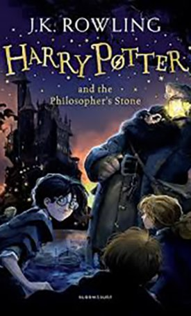 Harry Potter and the Philosopher`s Stone