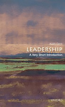 Leadership - A Very Short Introduction