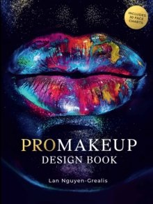 ProMakeup Design Book - Includes 30 Face Charts