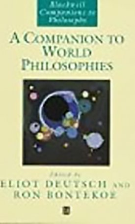 Companion to World Philosophies, A