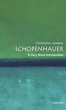 Schopenhauer - A Very Short Introduction