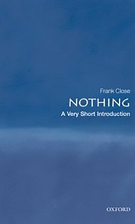 Nothing - A Very Short Introduction